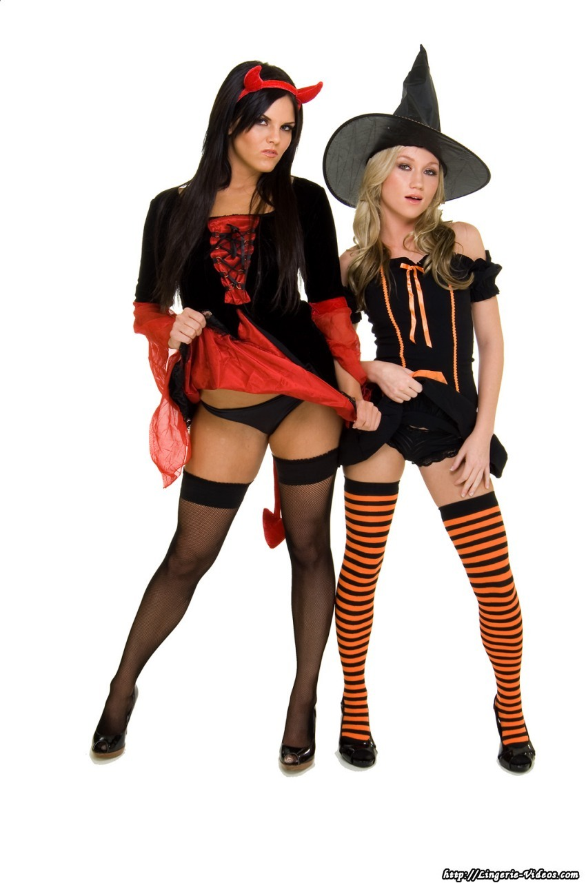 Lesbian witch adult photos